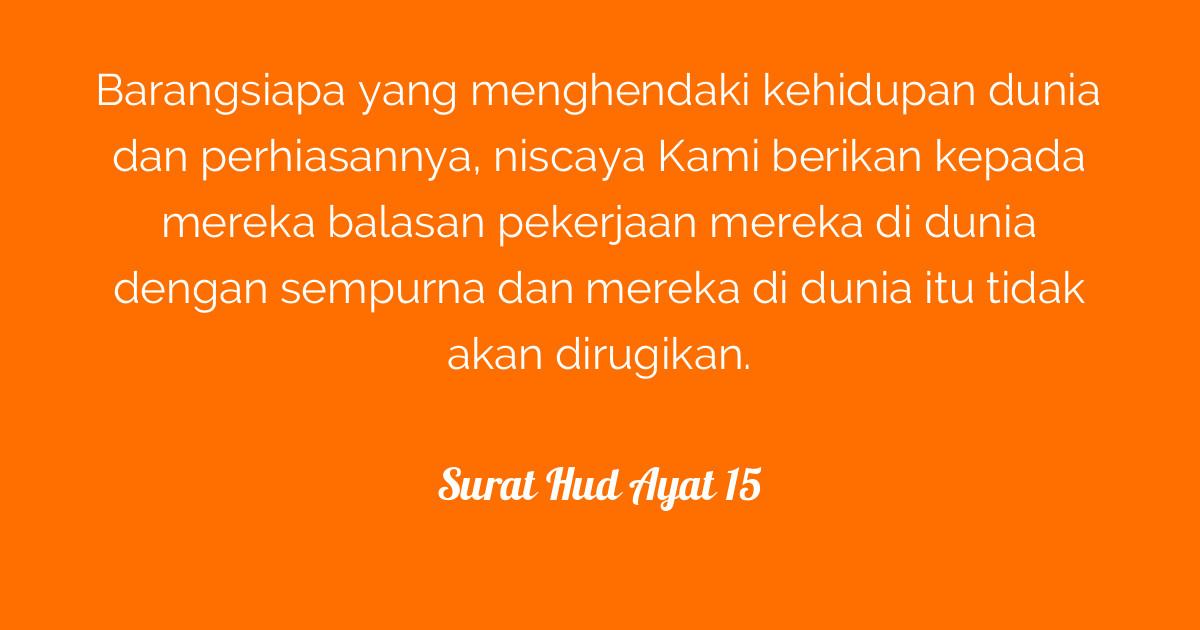Surat Hud Ayat 15 Tafsirqcom