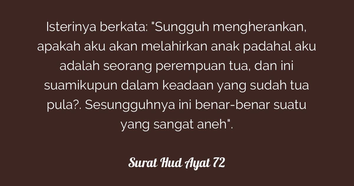 Surat Hud Ayat 72 Tafsirqcom
